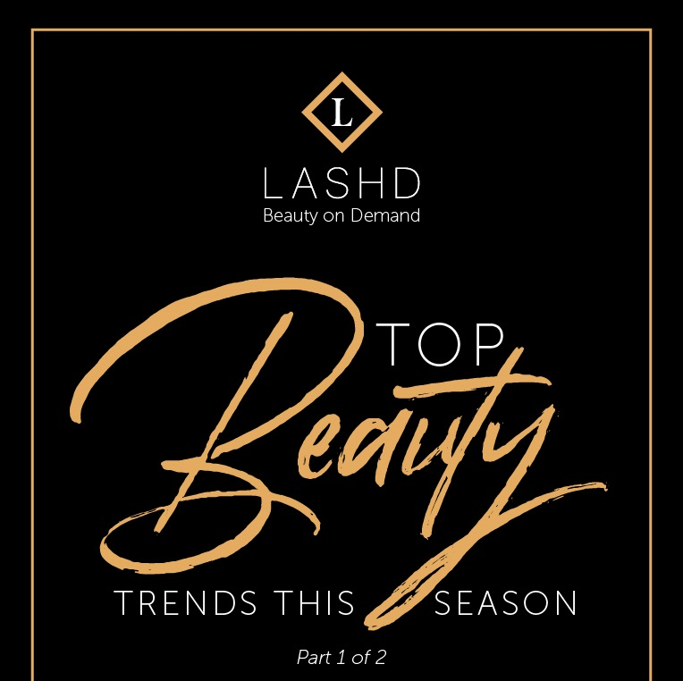 top beauty trends 1